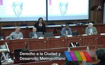 La UAM de cara a la Constitución de la CDMX: Derecho a la Ciudad y Desarrollo Metropolitano
