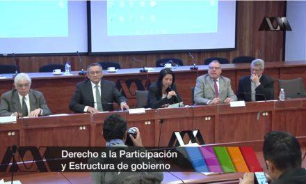 La UAM de cara a la Constitución de la CDMX: Derecho a la Participación y Estructura de gobierno