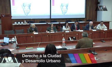 La UAM de cara a la Constitución de la CDMX: Derecho a la Ciudad y Desarrollo urbano